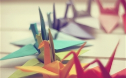 Colorful Origami