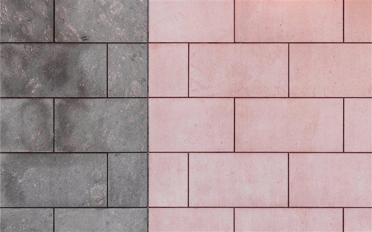 Tiled wall Mac Wallpaper