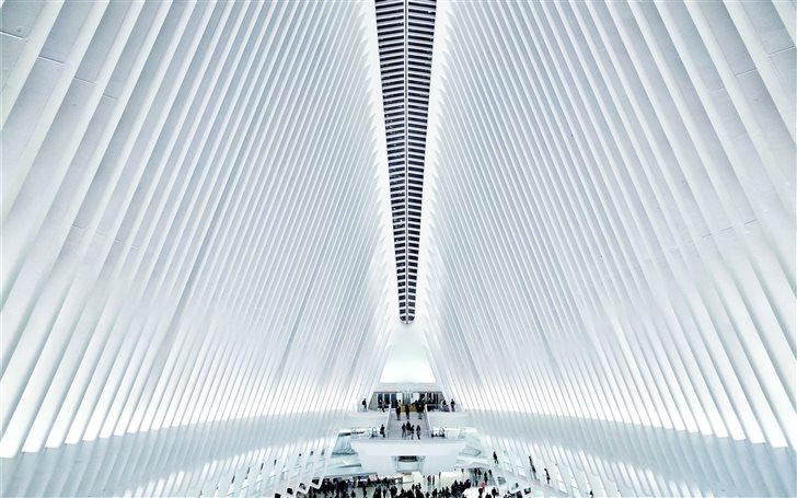 Oculus, NYC Mac Wallpaper
