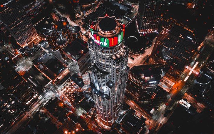 U.S. Bank Tower Mac Wallpaper