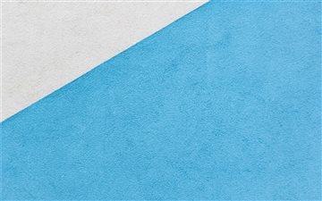 Blue wall Mac wallpaper