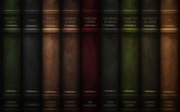 Books All Mac wallpaper