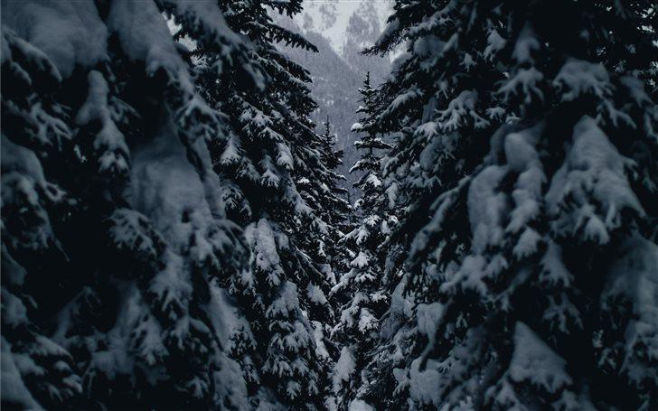 Duffey Pass, Lillooet, Ca... Mac Wallpaper