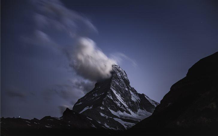 Matterhorn, Zermatt, Swit... Mac Wallpaper