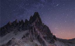 Stardust Over Dolomites
