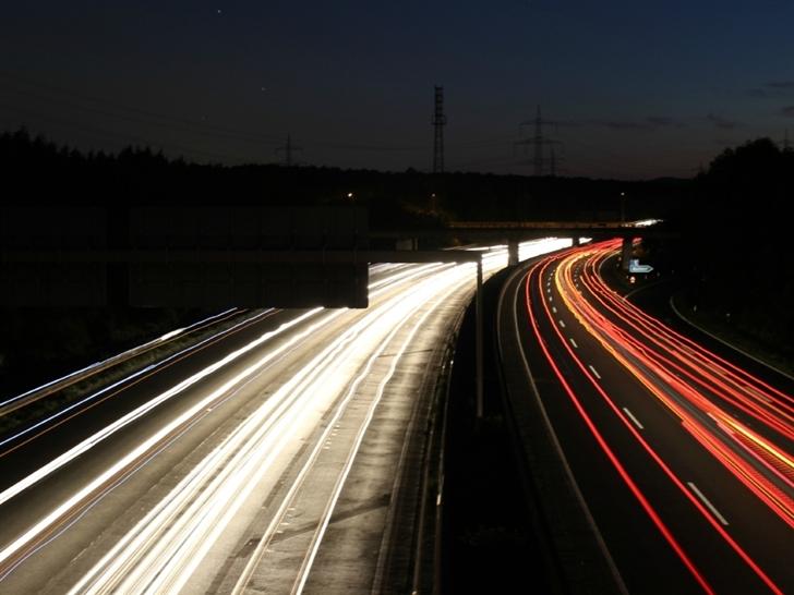 German Highway Mac Wallpaper