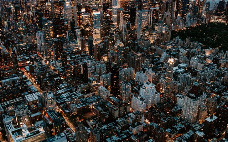 New York City, United Sta... Mac Wallpaper