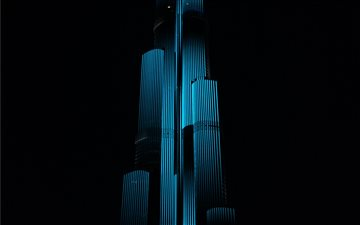 Burj Khalifa, Dubai, UAE Mac wallpaper