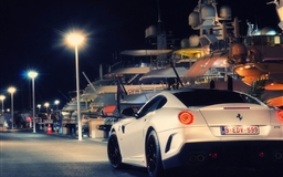 Ferrari 599 GTO White Night