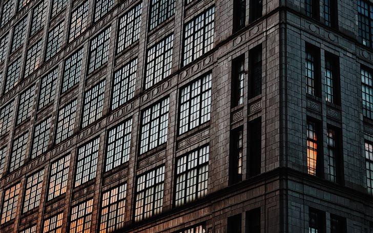 Gotham Sunset Mac Wallpaper