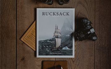 Rucksack book Mac wallpaper