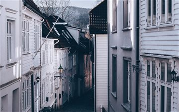 Bergen, Norway Mac wallpaper