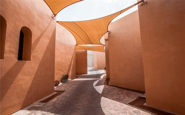 Katara Cultural Village, ... Mac Wallpaper