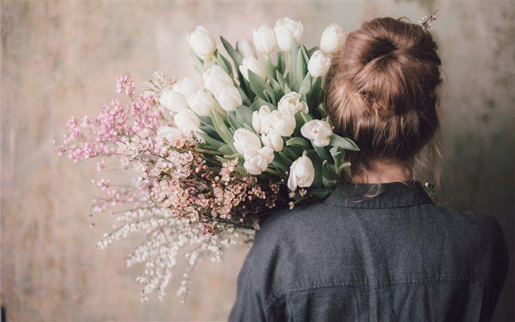 Florist as a matter of li... Mac Wallpaper