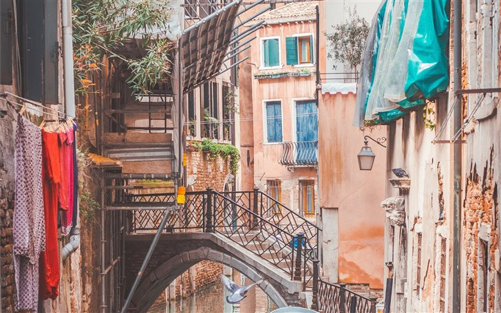 Venezia (Venice). Italy Mac Wallpaper