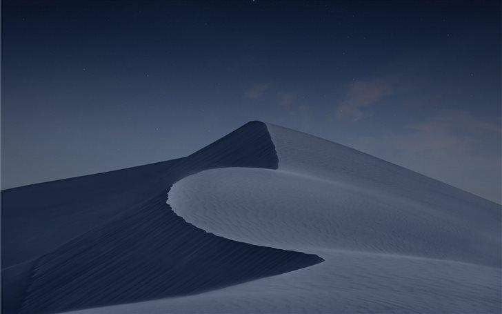 Arabian Desert at Night, ... Mac Wallpaper