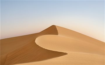 Arabian Desert, Dubai, UA... Mac wallpaper