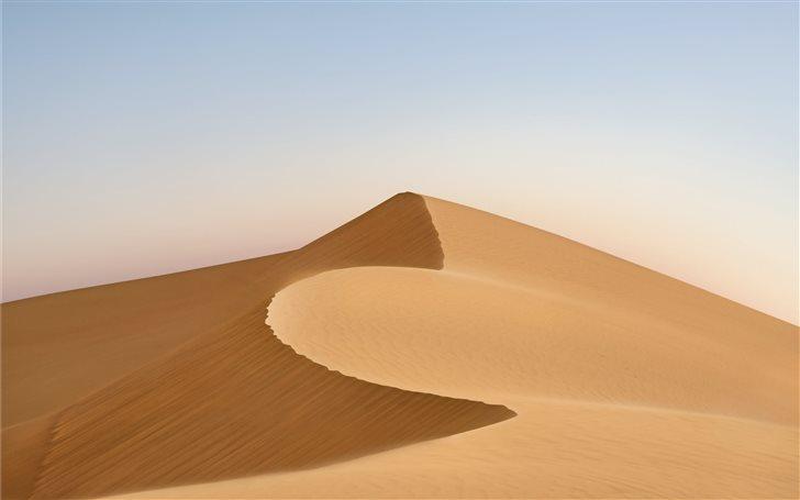 Arabian Desert, Dubai, UA... Mac Wallpaper