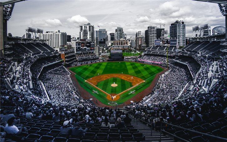 Petco Park, San Diego, Un... Mac Wallpaper