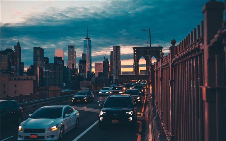 Brooklyn Bridge, Brooklyn... Mac Wallpaper