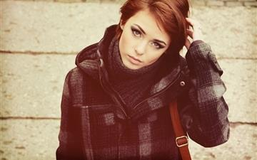 Redheads All Mac wallpaper
