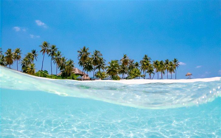 Канифуши, Maldive... Mac Wallpaper