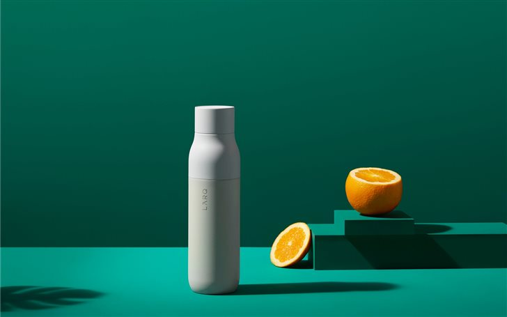 LARQ self-cleaning water ... Mac Wallpaper