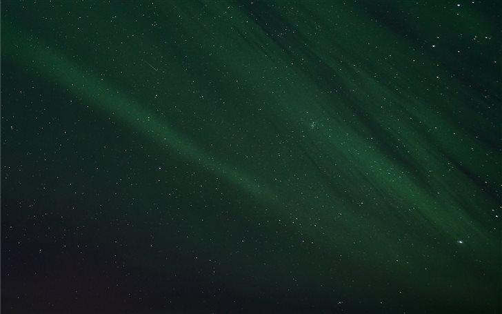 Aurora borealis, northern... Mac Wallpaper