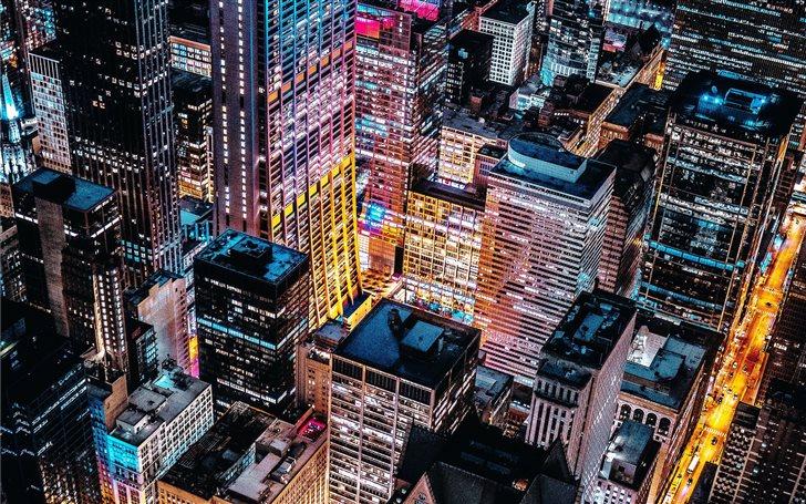 Willis Tower, Chicago, Un... Mac Wallpaper