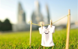 Summer Sunshine Grass Shirts Smiley Face