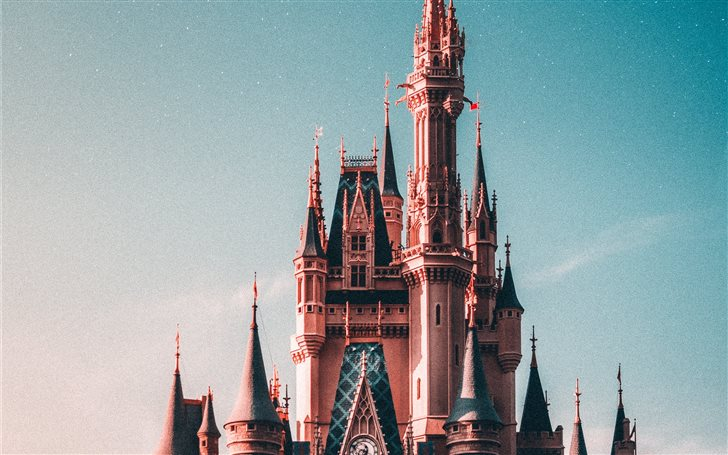 Disney Magic Kingdom, Dis... Mac Wallpaper