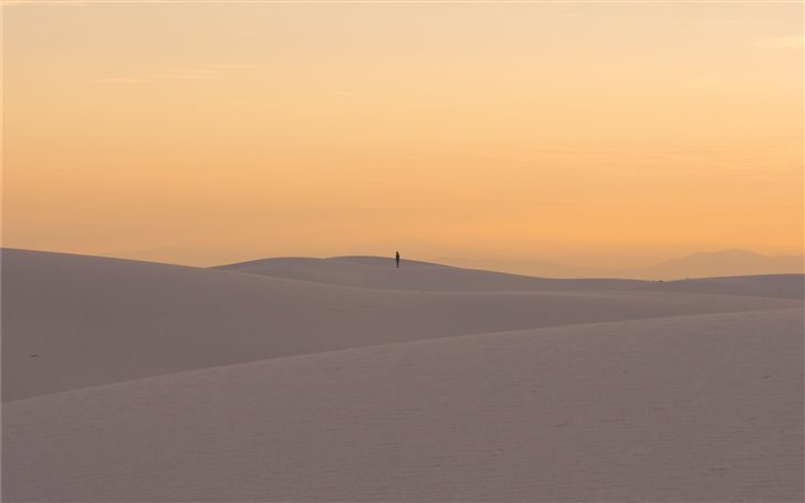 White Sands National Monu... Mac Wallpaper