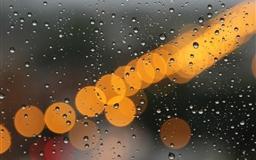 Light Rainwater Night