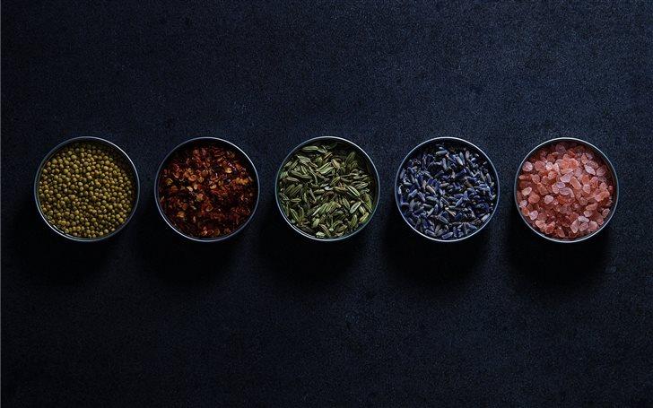 Five spices Mac Wallpaper