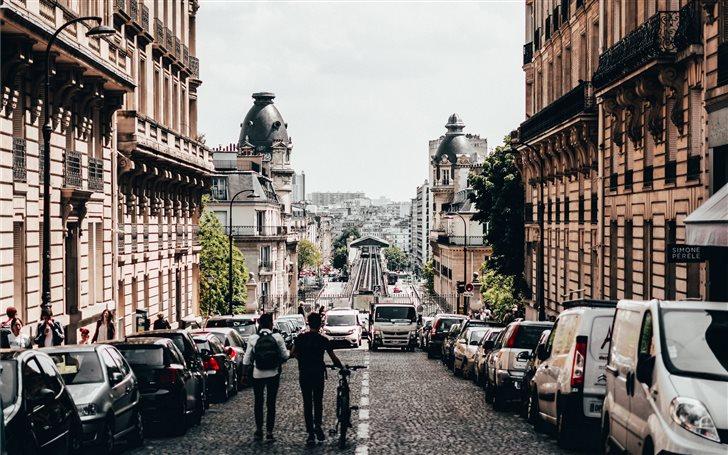 Paris  Mac Wallpaper