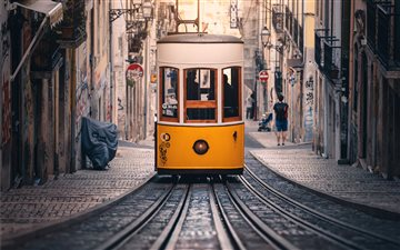 Lisbon, Portugal All Mac wallpaper