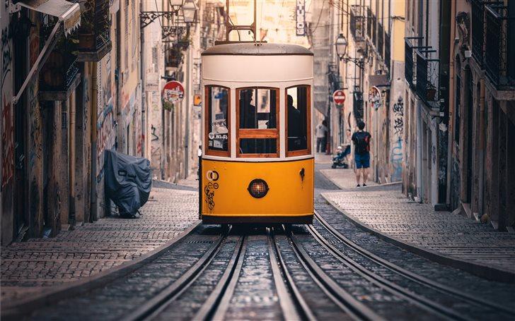 Lisbon, Portugal Mac Wallpaper