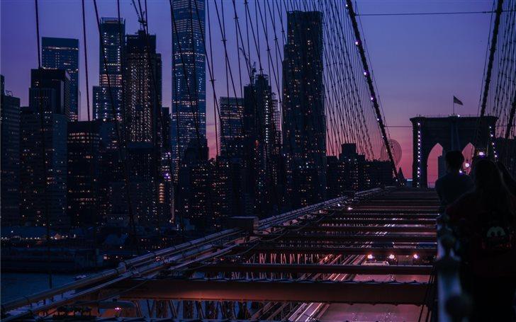 Brooklyn Bridge New York Mac Wallpaper Download