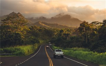Kauai All Mac wallpaper