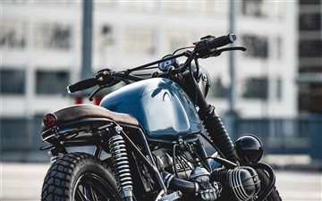 Motorcycle build by @moto... Mac wallpaper