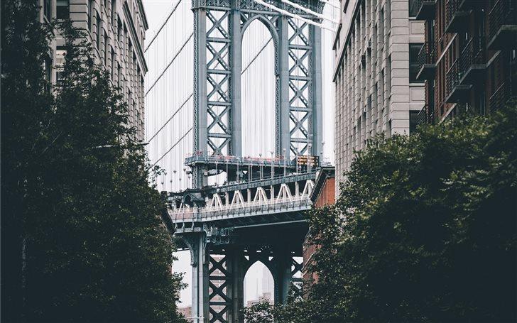 Dumbo, Brooklyn, United S... Mac Wallpaper