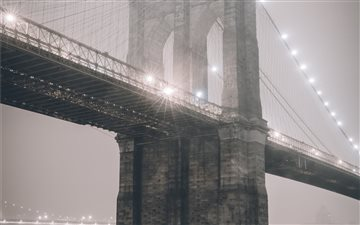 Brooklyn Bridge, New York... Mac wallpaper