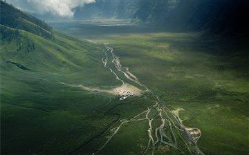 Unnamed Road, Sukapura, I... Mac wallpaper