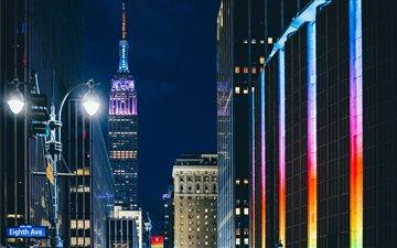 Empire State Building, Ne... Mac wallpaper