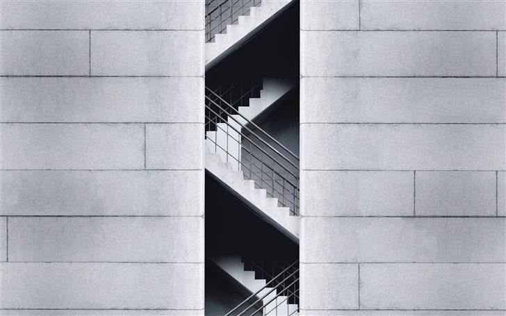 The Way Up Mac Wallpaper