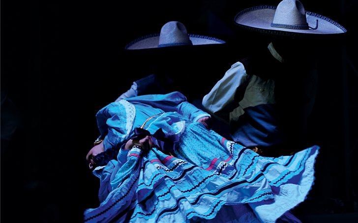 Folklore Dance México Mac Wallpaper