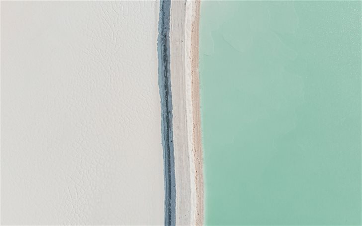 Unnamed Road, Powiat inow... Mac Wallpaper