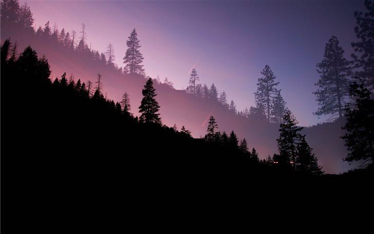 Yosemite, USA Mac Wallpaper