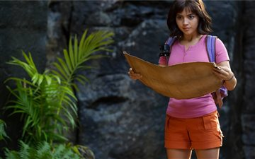 dora and the lost city of... Mac wallpaper