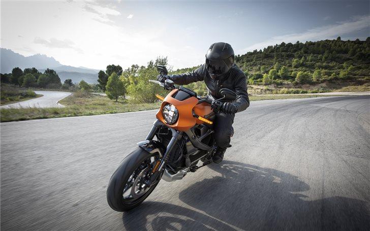 motorcycle Mac Wallpaper